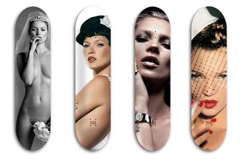 Starlet Studded Skateboards