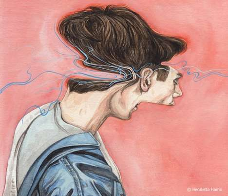 The Henrietta Harris 'Hold Still' Exhibit is Mesmeri