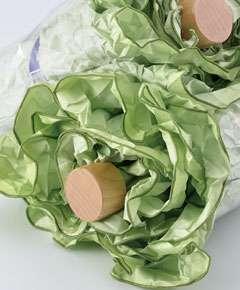 Lettuce-Leaf Rain Gear