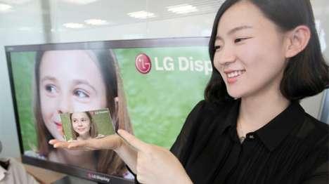 Super-Sharp Smartphone Screens