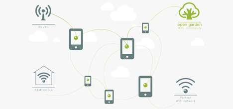 WiFi-Sharing Apps