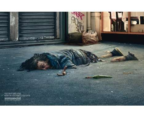 49 Provoking Poverty Campaigns