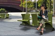 Brilliant Bendable Benches