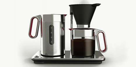 Upside-Down Coffee Makers