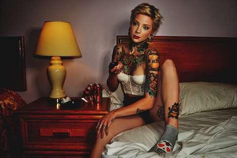 Titillating Tattoo Captures