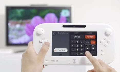 Intuitive Video Game Accessories