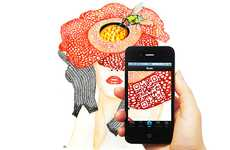 Digital Barcode Art Illustrations - Yiying Lu Creates Beautiful Hand-Drawn QR Codes