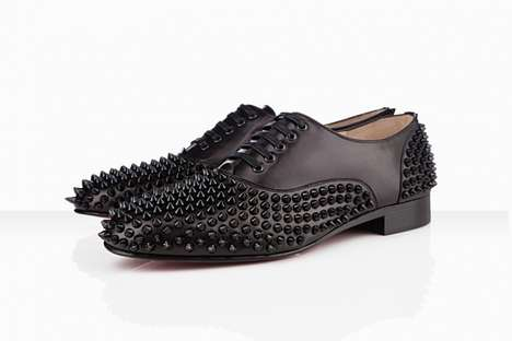 Studded Dress Shoes