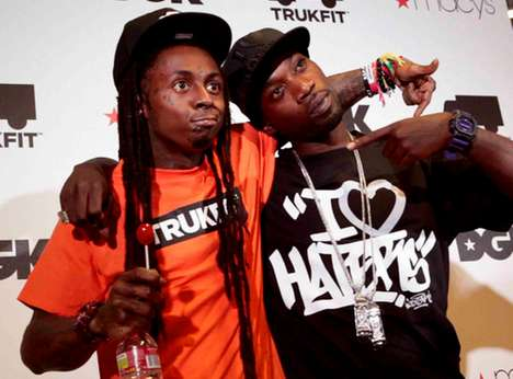 Trukfit by Lil Wayne is Headed to Macy's Department Stores