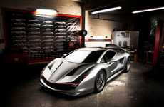 Speedy Brazilian Concept Cars
