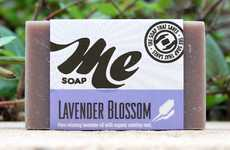 Health-Focused Hygiene Cosmetics - MeSoap Provides Supplies and Funds Sanitation Initiatives