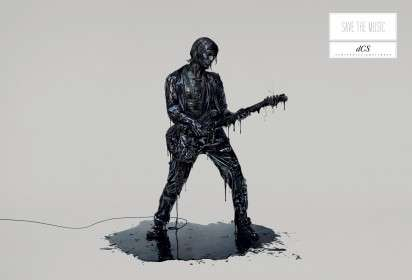 Inky Music Icon Ads