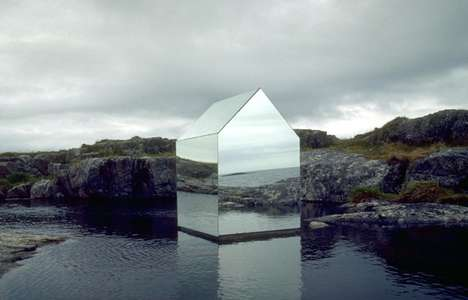 The Mirror House by Ekkehard Alteburger is Narcissistic