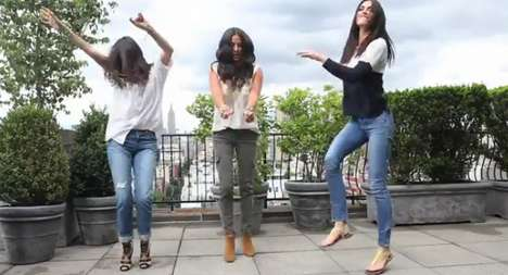 Rebecca Minkoff 'Call Me Maybe' Video Stars Man Repeller and Hilary Rhoda