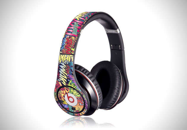Graphic Headphone Decals