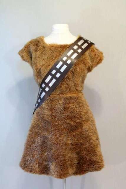 Furry Sci-Fi Fashion Statements