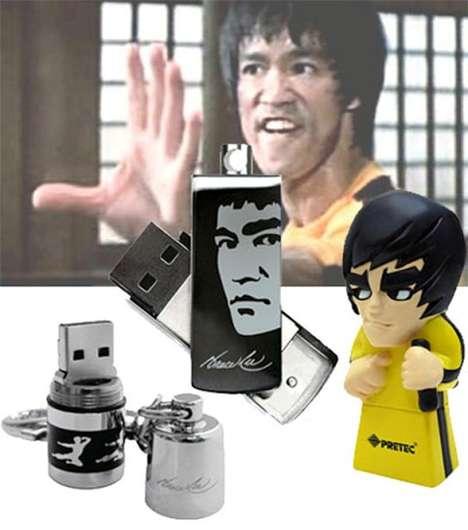 Kung Fu Data Sticks