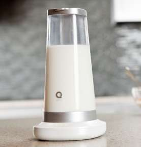 High-Tech Milk Containers - The Milkmaid Smart Jug Keeps You Informed