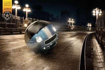 Spherical Car Ads