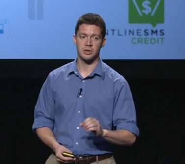 Ben Lyon's Mobile Microfinancing Keynote Shows the Power of Phones