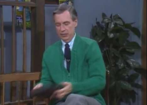 The Mister Rogers Garden of Your Mind Song is Nostalgic