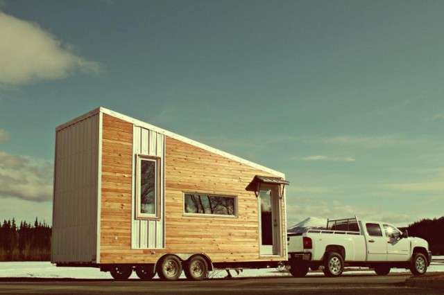 Weather-Resistant Mini Homes