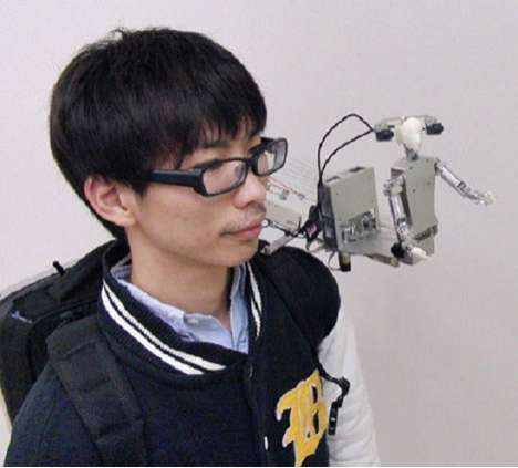 Shoulder-Mounted Androids