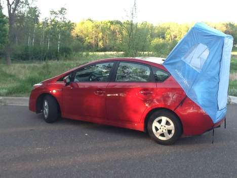Tiny Vehicle Tents