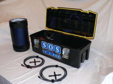 Portable Eco-Friendly Power Sources