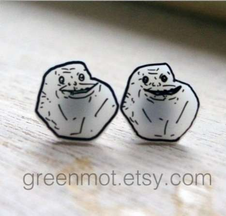 Comical Meme Accessories - The Greenmot Jewelry Collection is Quirky and Humorous