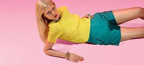 Urinating Fashionista Ads