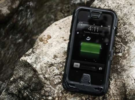 Rugged Smartphone Power Cases