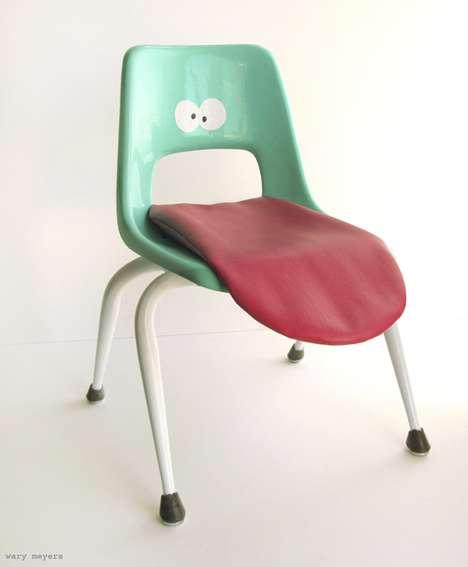 Tongue-Wagging Toddler Seats