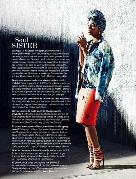 Soul Sister Fashion