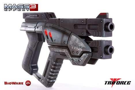 Sci-Fi Game Guns