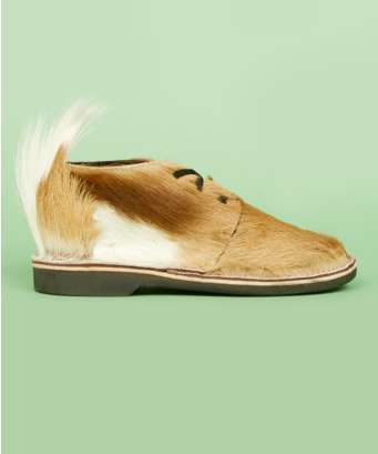 The Schier Shoes Desert Boot Collection Reworks Traditional African Shoes