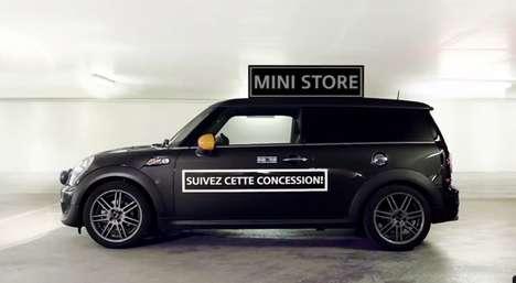 Movable Motor Shops