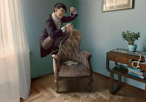 Surreal Domestic Behavior (UPDATE)