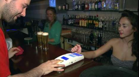 Biometric Bar Tabs - The Ushuaia Ibiza Beach Hotel Utilizes the Biometric PayTouch System