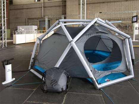 Powerful Wind-Proof Tents