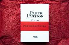 Paper-Scented Perfumes - The Paper Passion Eau de Parfum is for Hardcore Literature Lovers