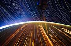 Time-Lapse Space Photographs