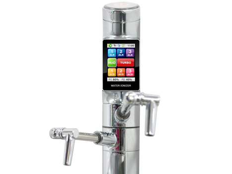 Smartphone-Savvy Fountains