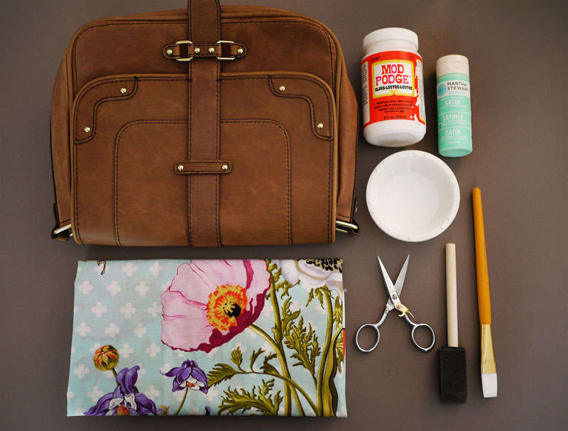 Floral Purse Makeovers