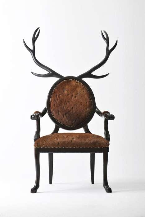 Zoo-Infused Safari Seating