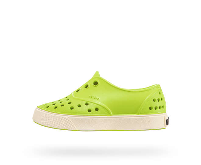 Hole-Punched Junior Footwear : native