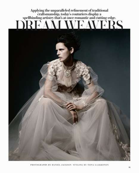 Gowned Fantasy Editorials