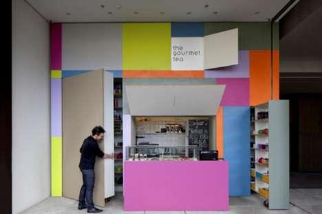 Colorfully Disguised Pekoe Shops