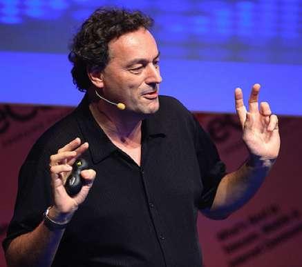 Gerd Leonhard's Social Media Risks Keynote Wa Keynote Speaker