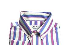 Preppy Literacy-Promoting Garments - Read's Clothing Project Benefits Books for Africa